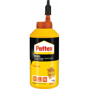 Klej do drewna Express - Pattex 750 g