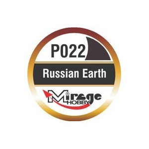 P022 | Czarnoziem / Russian Earth